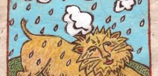 lioninrain
