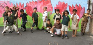 Murals with New York City Kids