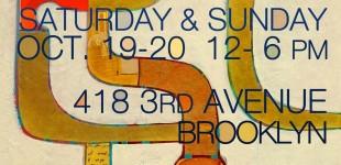 Gowanus Open Studio Tour 2019... Oct. 19-20th!
