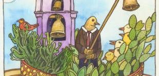 el campanero (the bell ringer)
