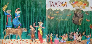Taarka, Adventures In Vagabondia